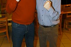 Jürgen Blin und Karl-Heinz Schmidt