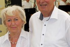 Ursula und Adolf Assmann luden zum Sommerfest der Senioren-Union ein